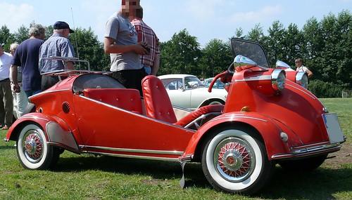 Messerschmitt FMR TG500