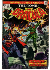 The Tomb of Dracula 22 (Todd Wilson) Tags: comics dracula marvelcomics