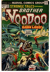 Brother VooDoo 172 (Todd Wilson) Tags: comics marvelcomics brothervoodoo