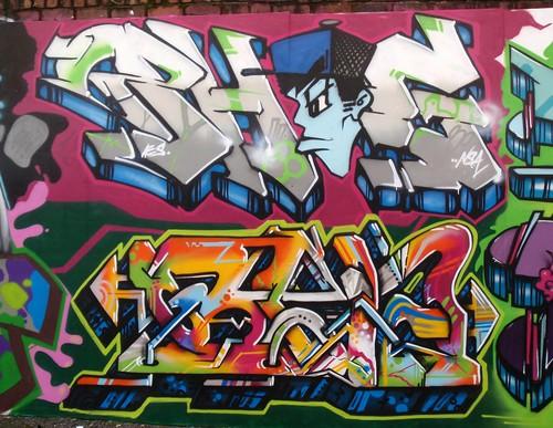 graffiti letters. Graffiti Letters