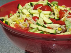 farm market orzo salad