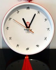 Фото 1 - Часы для поклонников Олимпиады