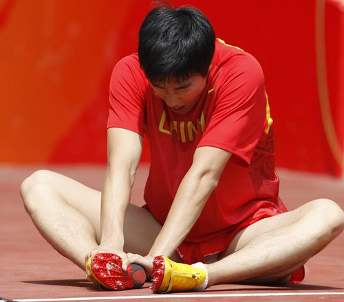 Liu Xiang's Exit Raising Questions of Cover-Ups
