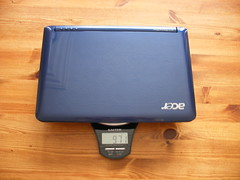 acer aspire on scales