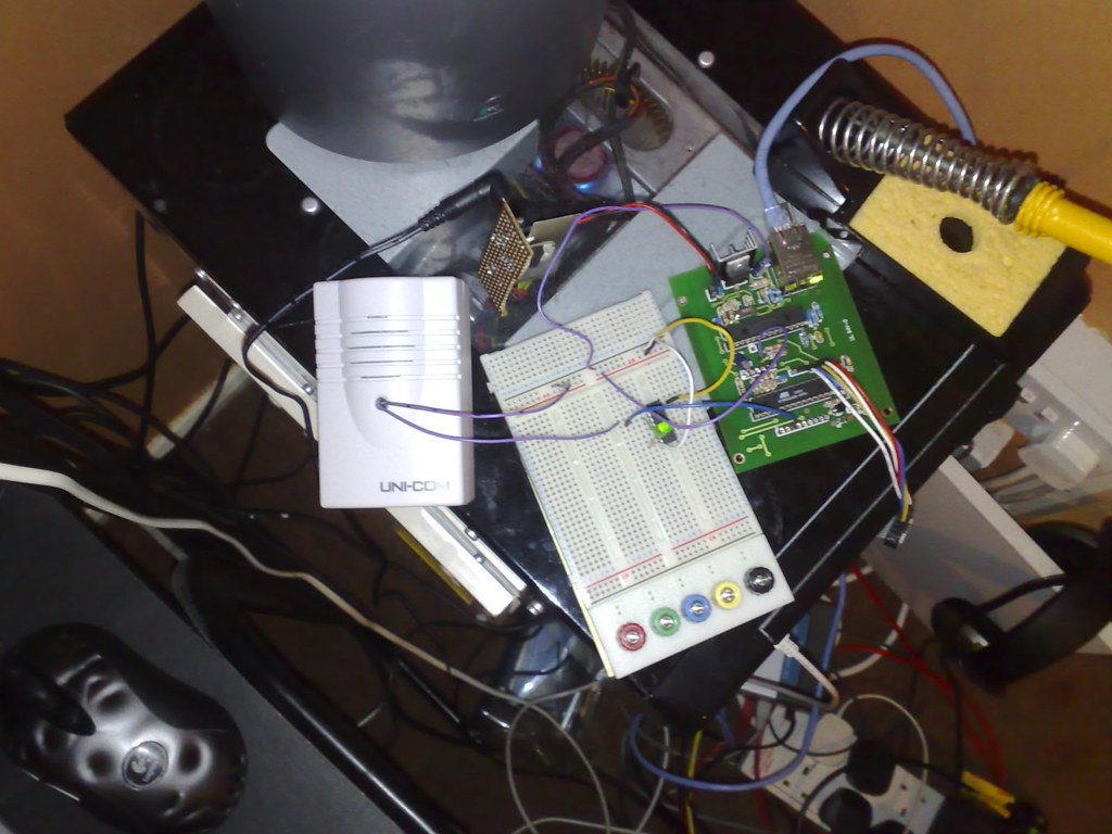 ethernet doorbell