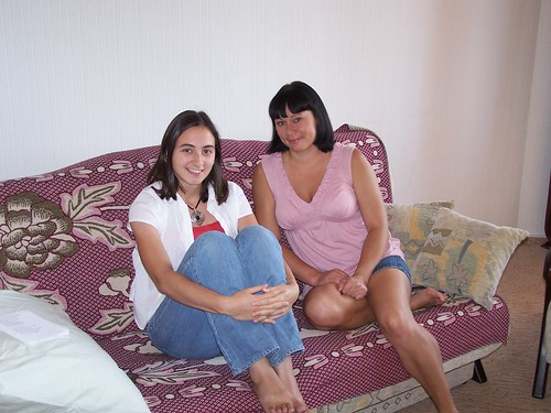 Ira and Edna