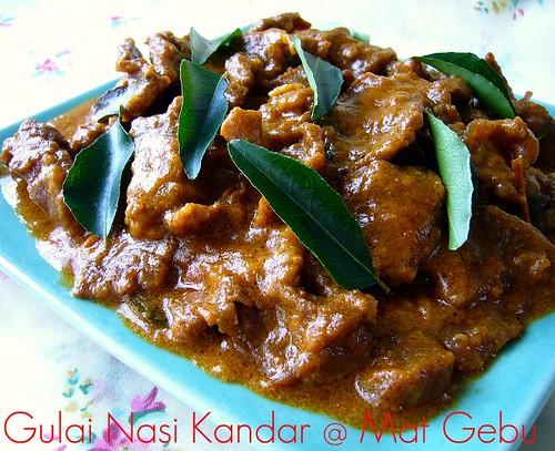 Gulai Nasi Kandar