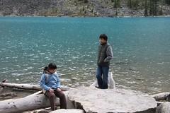 Lake Moraine (7) (Jagruti Shah) Tags: lake scenery canadianrockies lakemorraine