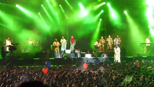 Tiken Jah Fakoly - Fête de l'Humanité 2008