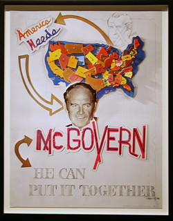 From flickr.com/photos/28567825@N03/2868680273/: America Needed George McGovern, the Fighting Pilot of World War II: He Could have Put It Together, if Given the Chance