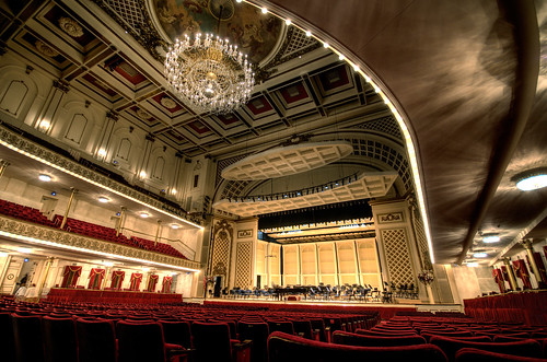 Music Hall - HDR