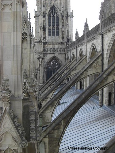 Flying Buttress Construction