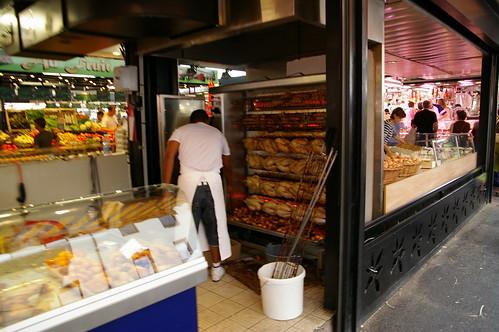 忙碌的菜市場09 - 烤雞