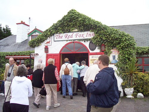 Ireland - Red Fox Inn
