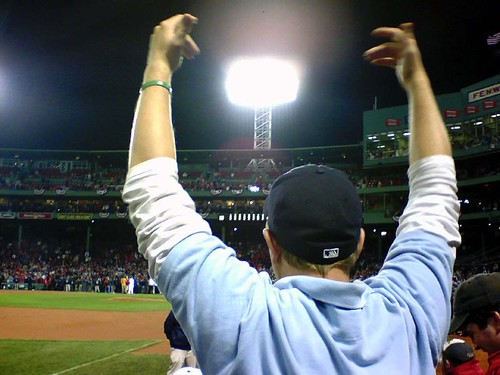 Sox Win Division Series