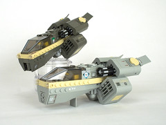 Epees (Happy Weasel) Tags: fighter lego space inquisition gi galactic epee moc starfighter galacticinquisition foitsop