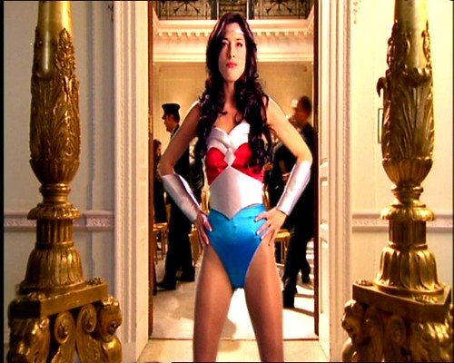 Sarah Lancaster Wonder Woman