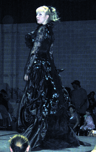 Faerie Fashion Show - Dark Queen (Click to enlarge)
