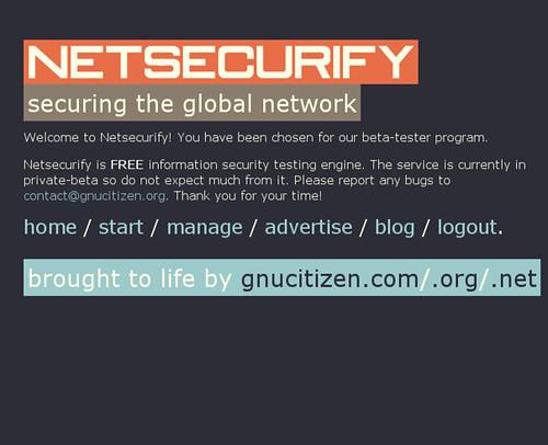 Netsecurify