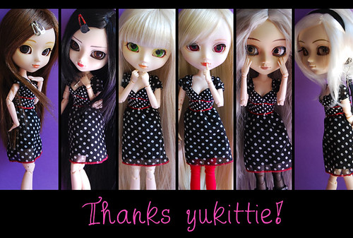Thanks yukittie!!