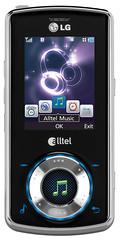 LG and Alltel Rhythm