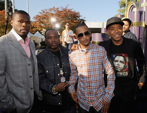 50 Cent, Big Boi, TI, Russell