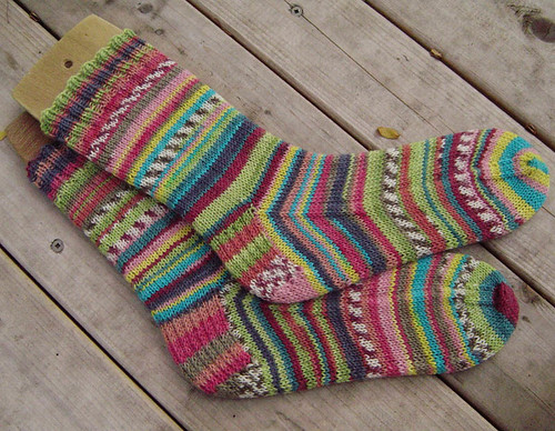 Sock #17 (52 Sock Challenge)