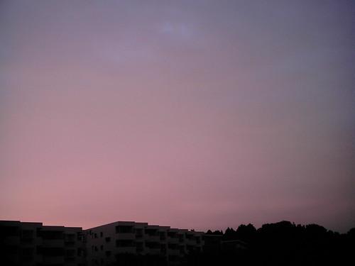 Morning glow  (izone 550 WB:Auto)