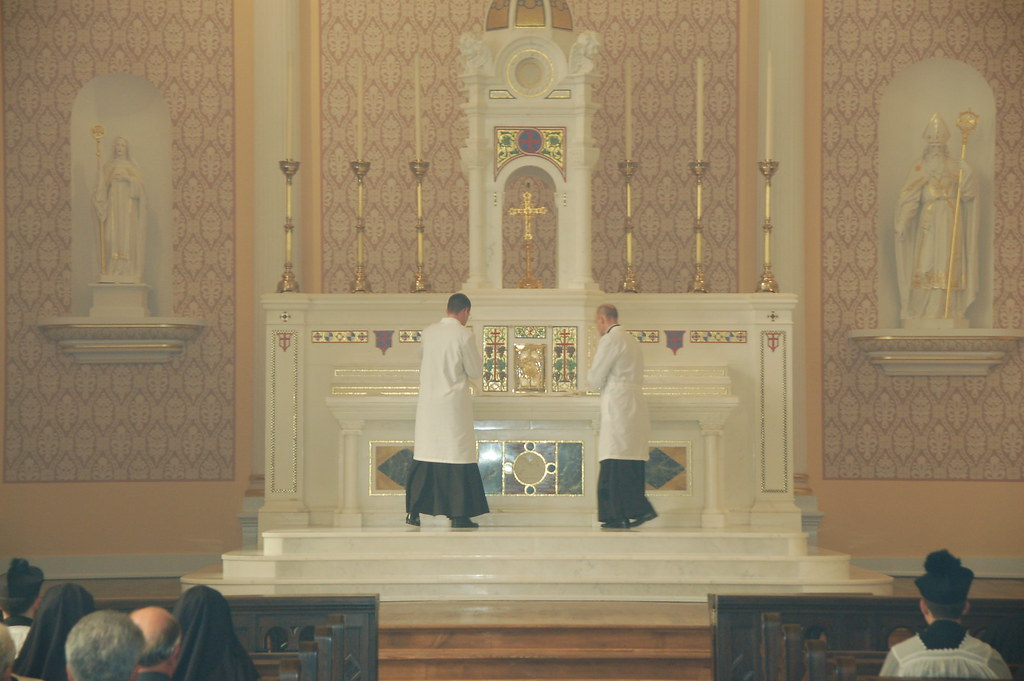 Consecration of Old St. Pat's 247