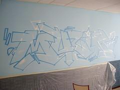 Association Urban Life, Graffiti, Centre Chanteloup, Sainte Savine