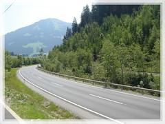 Austria (SaudiSoul) Tags: road trees salzburg nature austria see am zellamsee zell  innsbruk