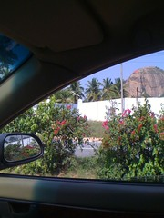 Ramanagaram, 31-Oct-08 (aprup) Tags: india karnataka iphone weatherbug 28c ramanagaram mostlysunny airme