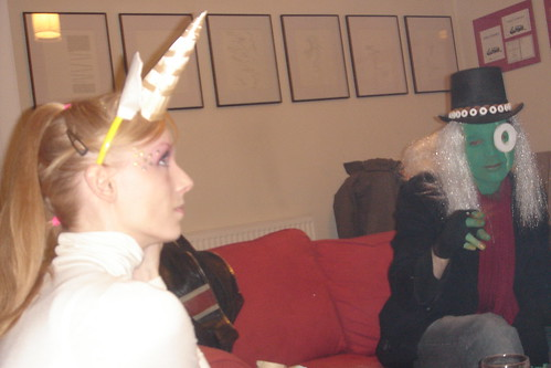 Unicorn and Hitcher