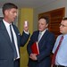 Gareth Thomas, Minister of State for Trade and Development, visits Jamaica