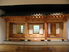 246 - replica traditional Korean architecture (toranosuke) Tags: geotagged britishmuseum koreanarchitecture geo:lat=5151891 geo:lon=0126384
