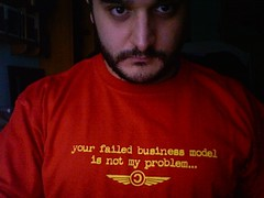 Your failed business model is not my problem