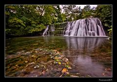 Rutter Falls. (numanoid69) Tags: longexposure waterfall waterblur edenvalley nd110filter fujis5pro almostanything prideofengland rutterfalls applebyinwestmoorland