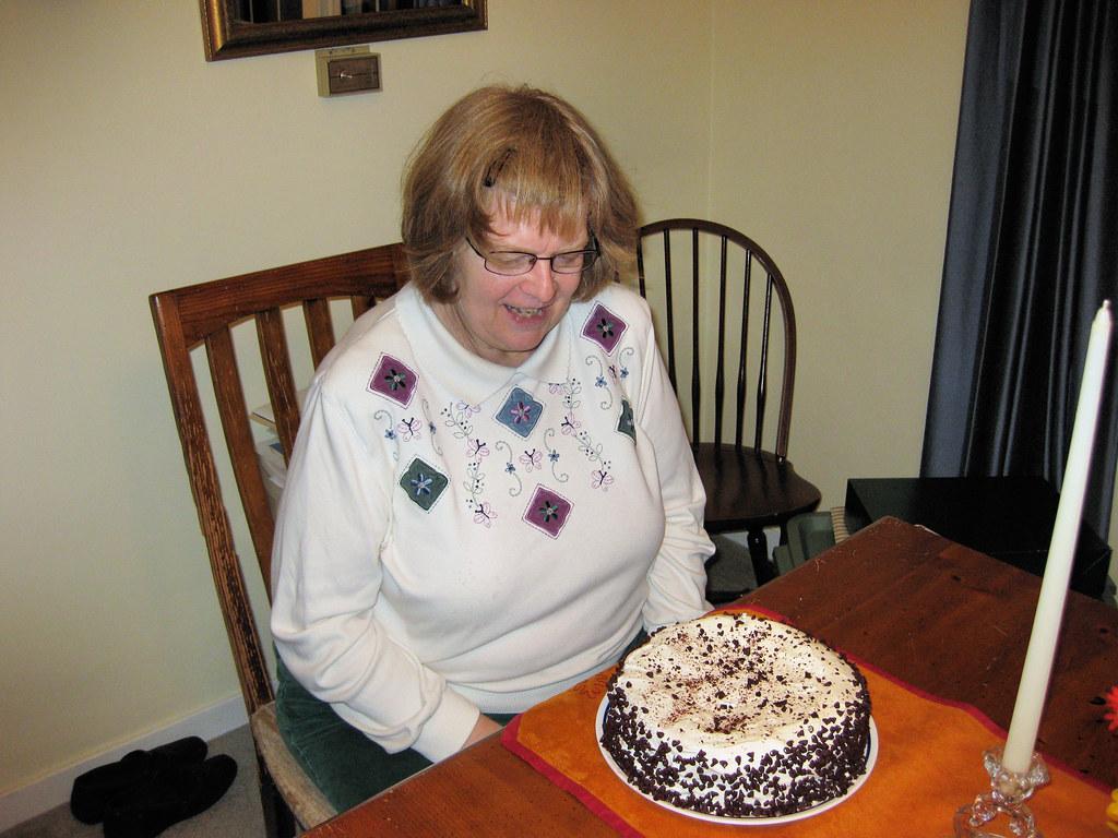 Linda's Birthday,11-2008