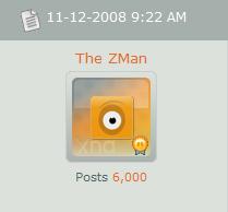 6000 posts
