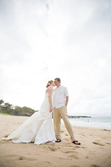 0252W081018chelsea (Chelsea and Steve) Tags: wedding beach portraits hawaii maui kapalua 101808 chelseasteve photographybyjennifersrau
