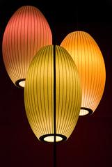 "Light study: ""Fruit"" (Myxi) Tags: red england green london yellow bar lights restaurant nikon regentstreet minimal lamps minimalism minimalist cocoon lampshades airstreet interestingness48 copyrightallrightsreserved colourartaward artlegacy"