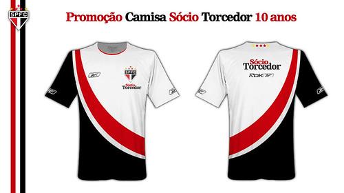 Camisa socio torcedor spfc - Aliexpress Sale 76e4194c03919