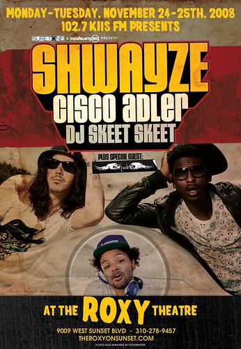 Shwayze 11/24