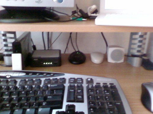 My Setup (Desk Closeup)