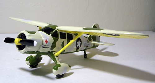 Stinson Reliant USA AC (Gearbox) 1/42nd Scale