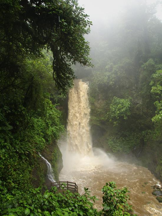 Cataratas La Paz