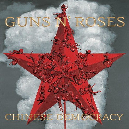 Guns N' Roses - Chinese Democray