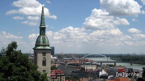 Bratislava - Tower