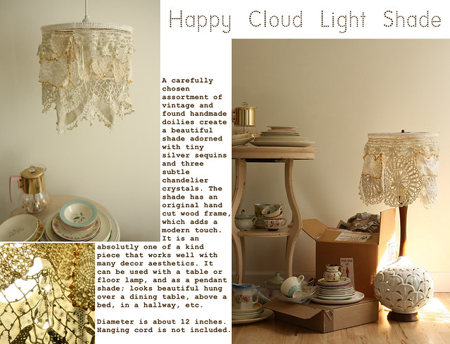 Happy Cloud Light Shade