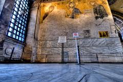 Istanbul. Saint Sophia cathedral.